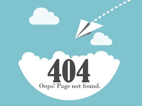 nofollow和404页面的使用